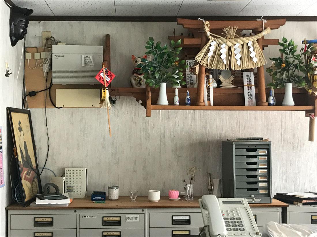 事務所スタジオ
